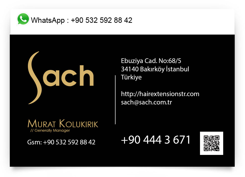 Sach Hair Extensions Contact