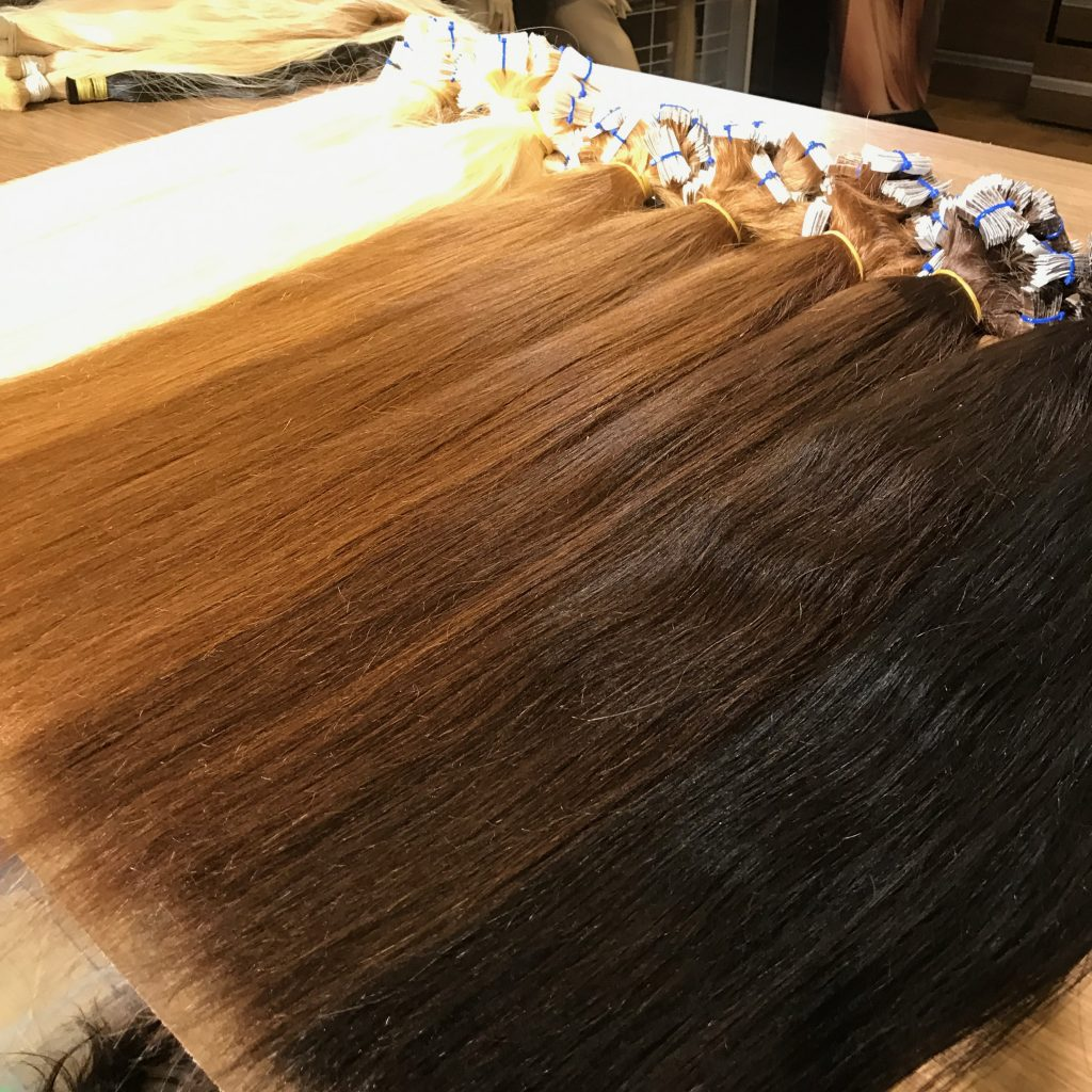 Tape In Hair Extensions Wholesale manufacturers