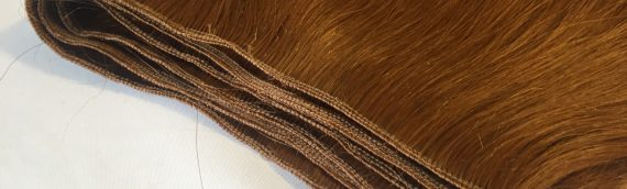 Application of Weft Hair