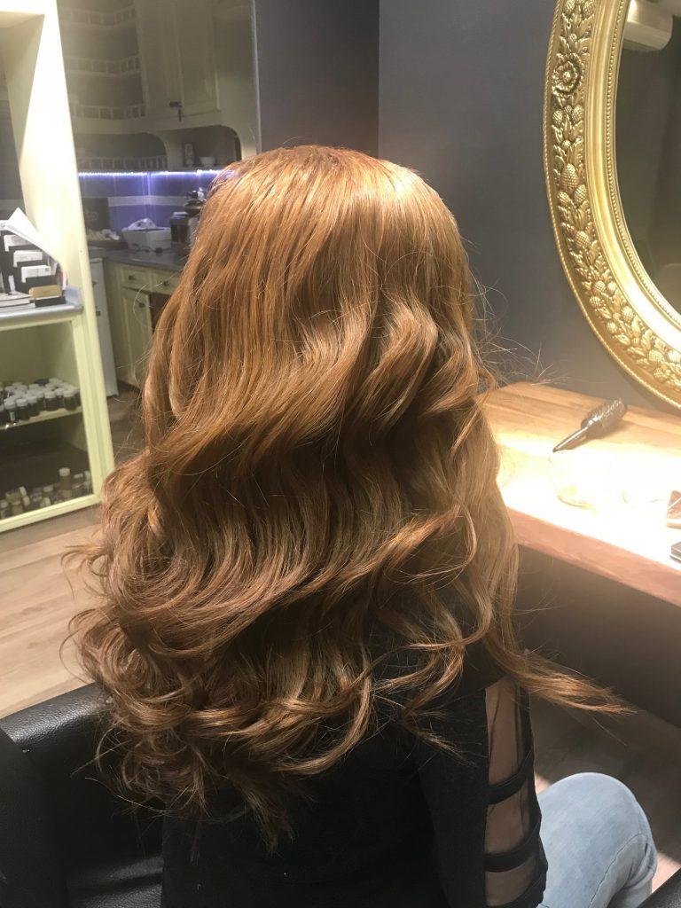 hair extensions center