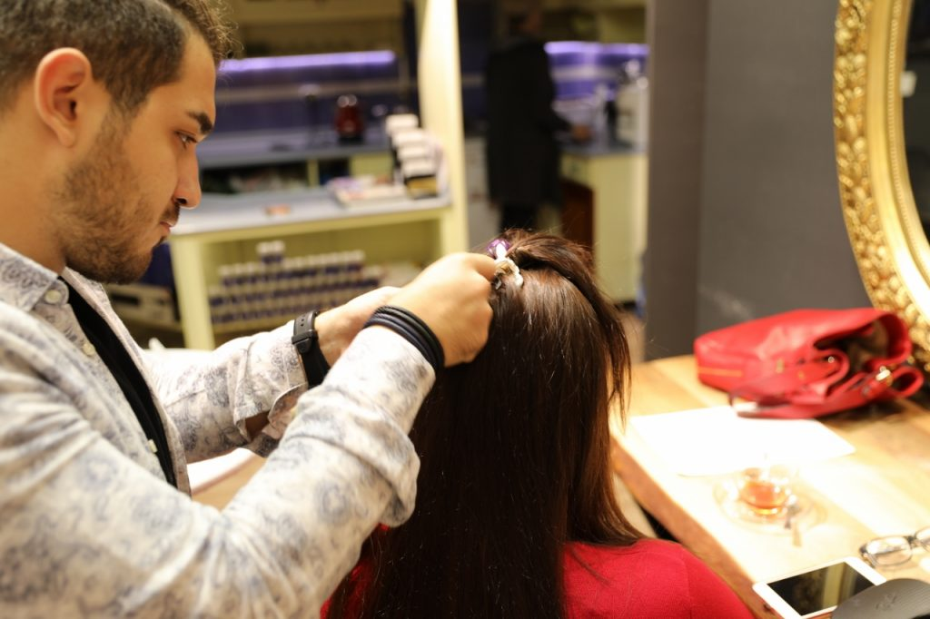 nanofilament saç kaynak